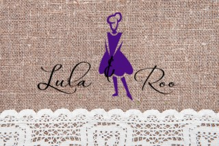Burlap sacking background and white lacy cloth