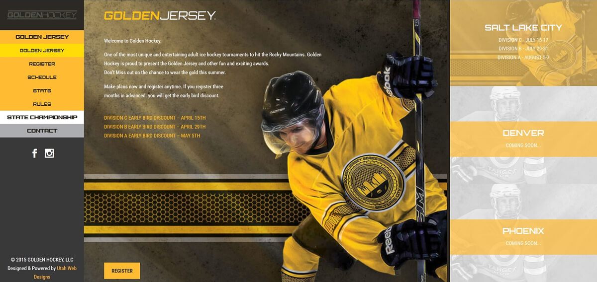 Golden Hockey